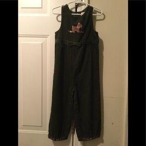 ❄️ NWT Gymboree corduroy overalls ❄️